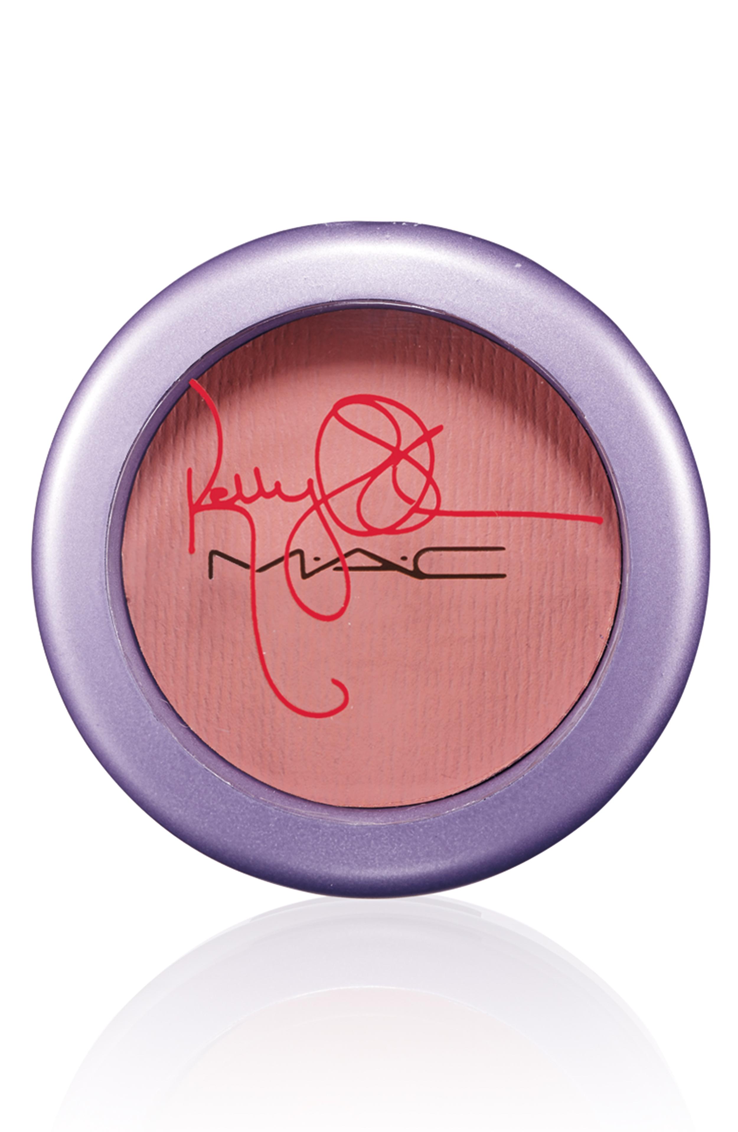 M.A.C. Kelly Osbourne Powder Blush in Cheeky Bugger