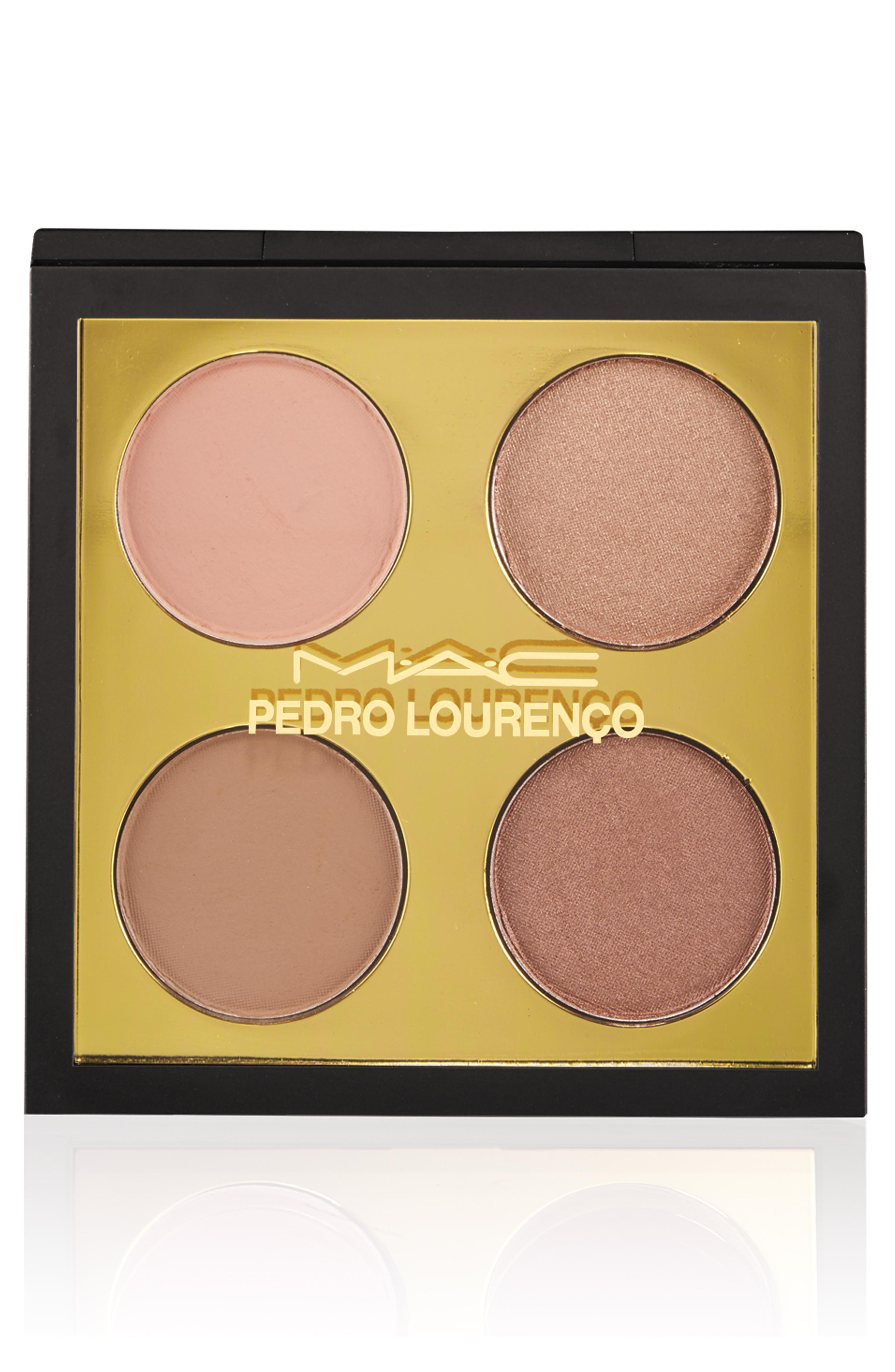 M.A.C. Pedro Lourenco Nude Eye Shadow Quad