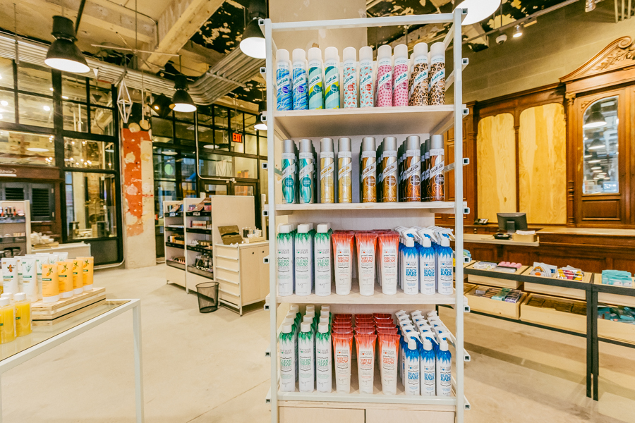 Urban Outfitters Herald Square Beauty Department