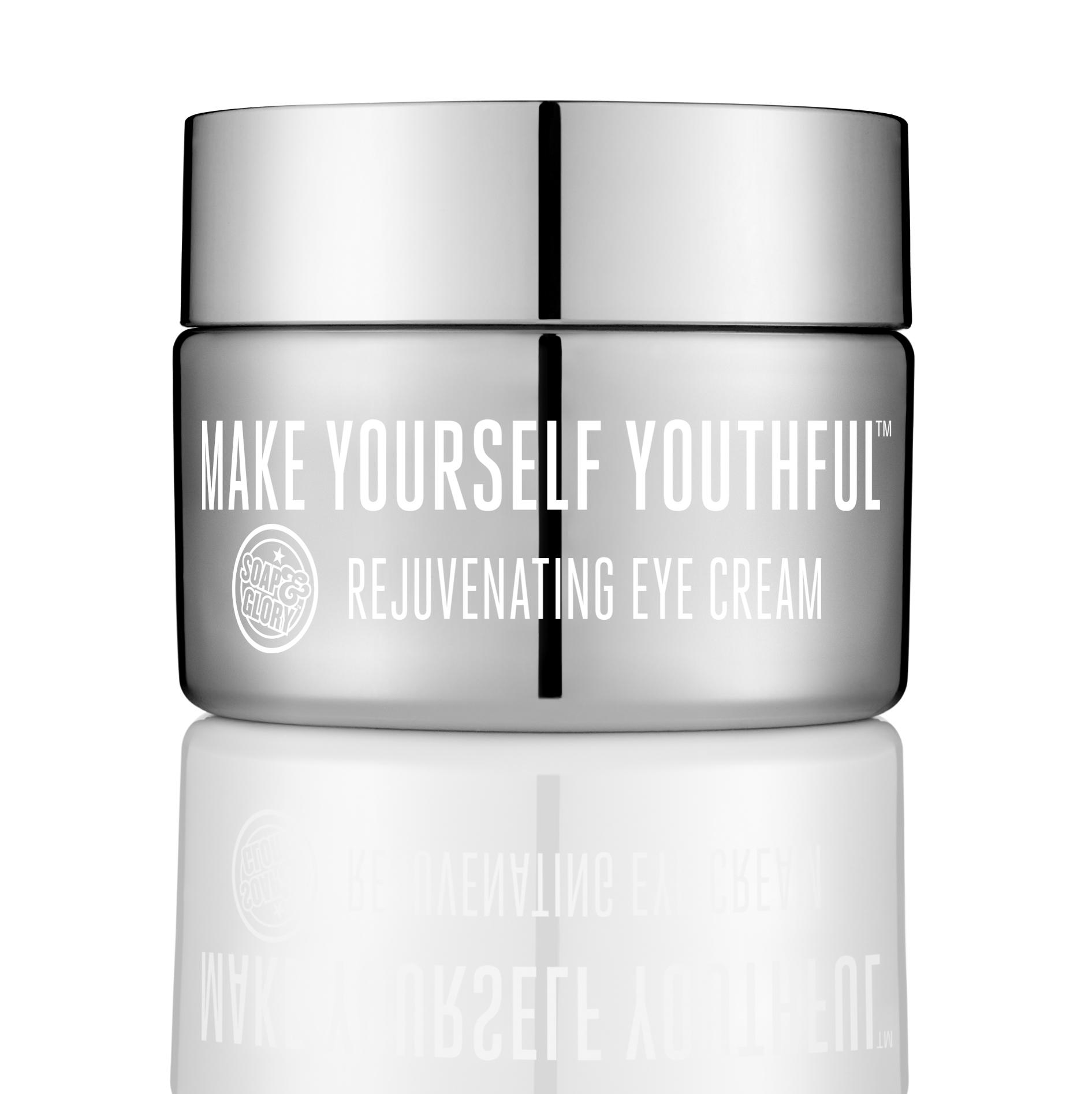 Make Yourself Youthful Rejuvenating Eye Cream
