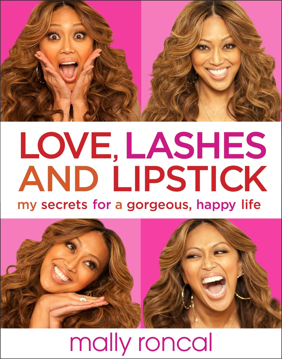 The cover of Love, Lashes, and Lipstick