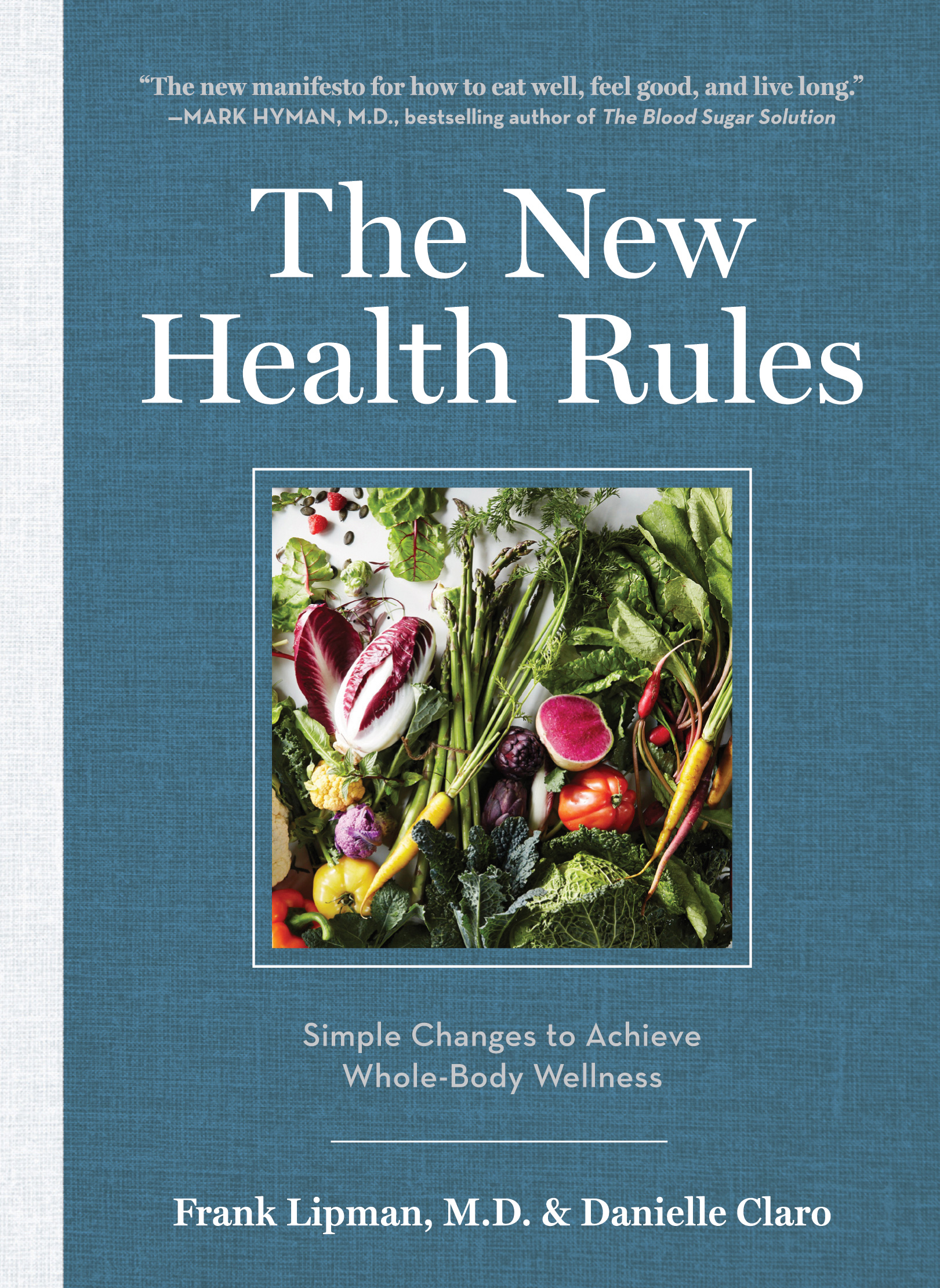 COVER.The New Health Rules