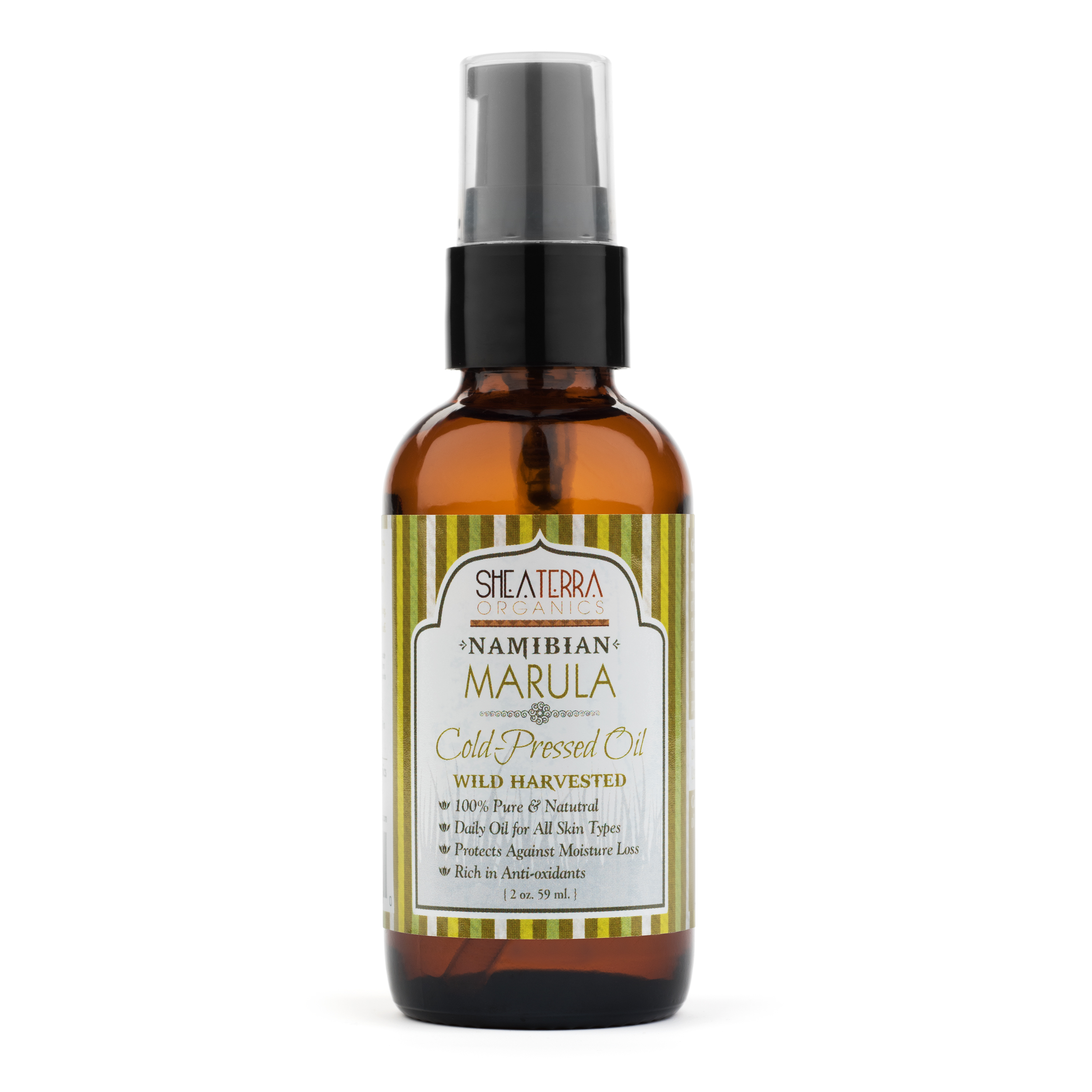 Shea Terra's Namibian marula oil