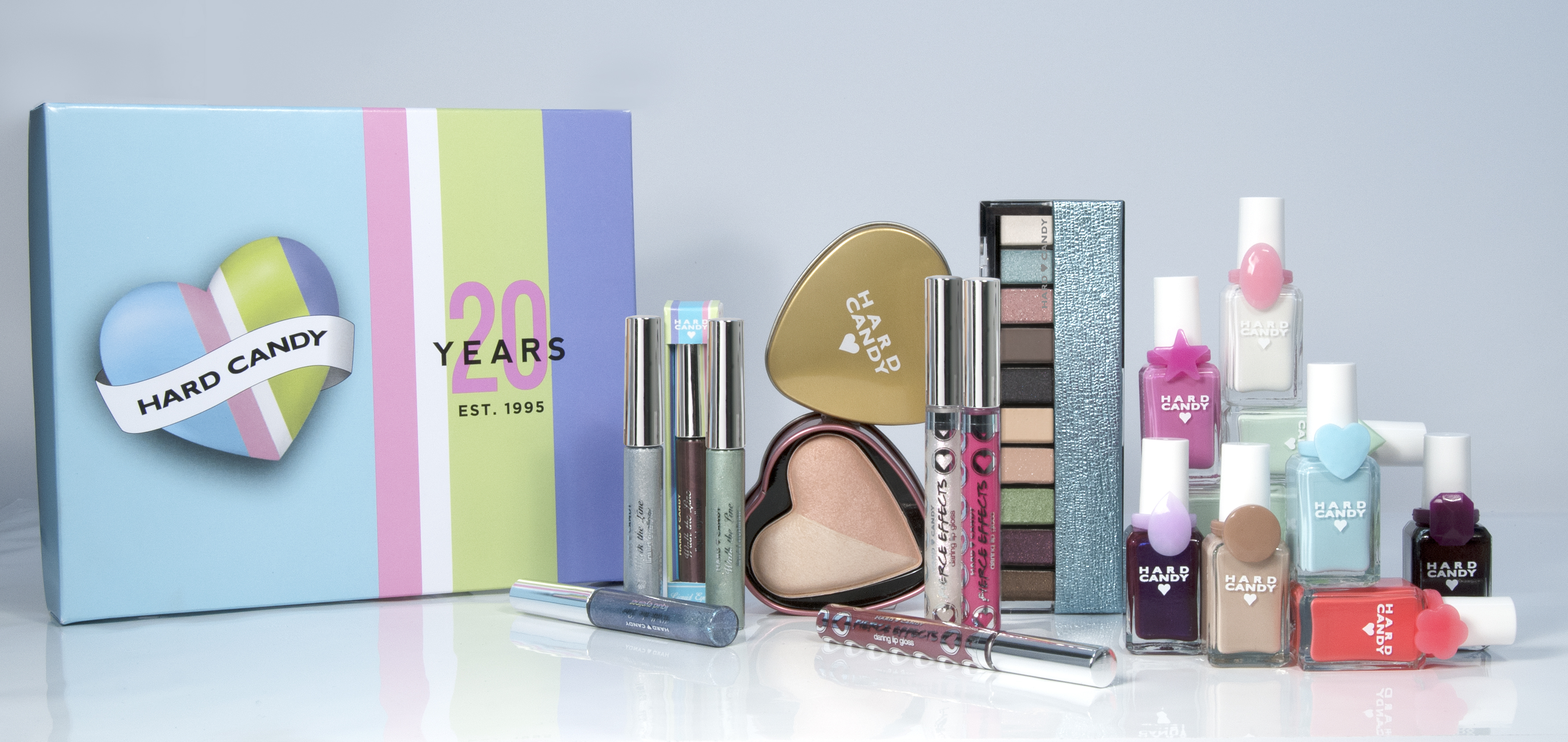 Hard Candy 2oth Anniversary Collection