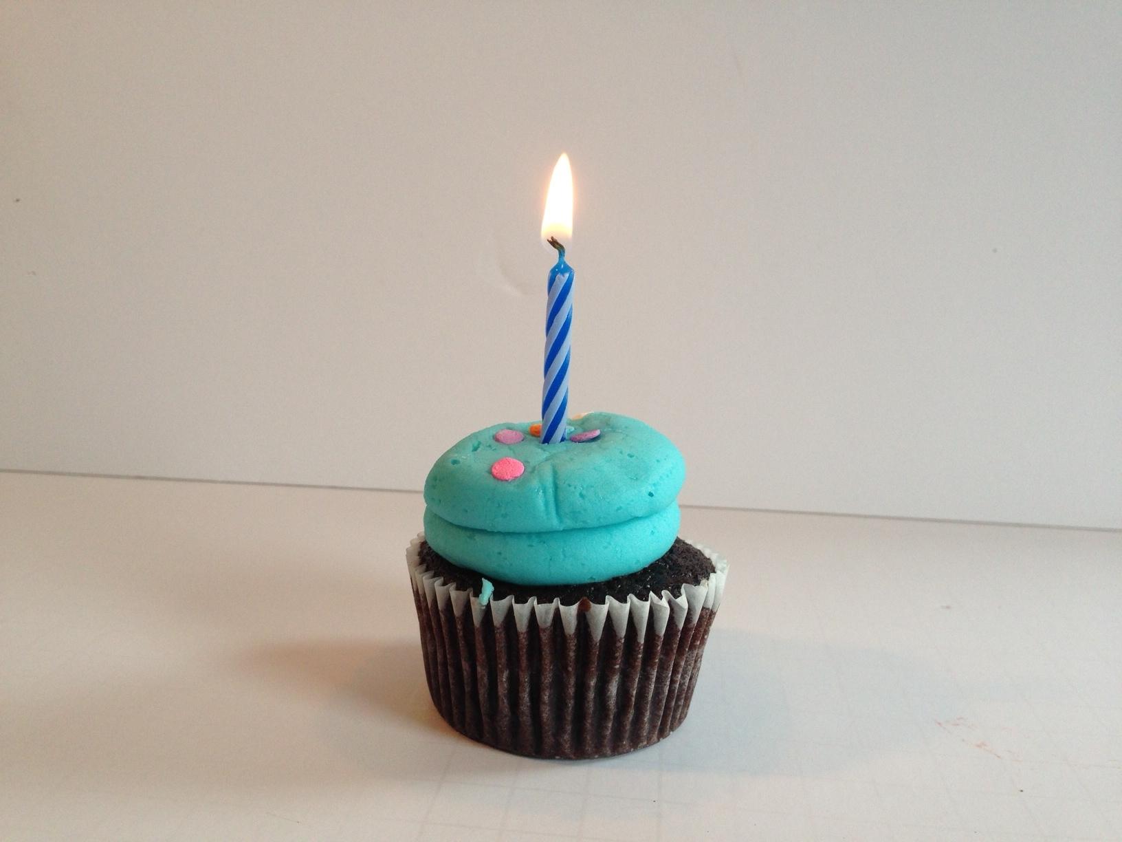 Happy birthday little blog!