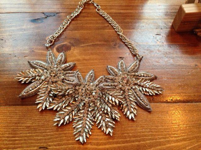Pandora necklace by Deepa Gurnani
