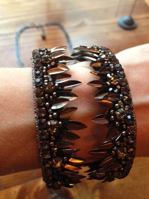 Bracelet by Deepa Gurnani