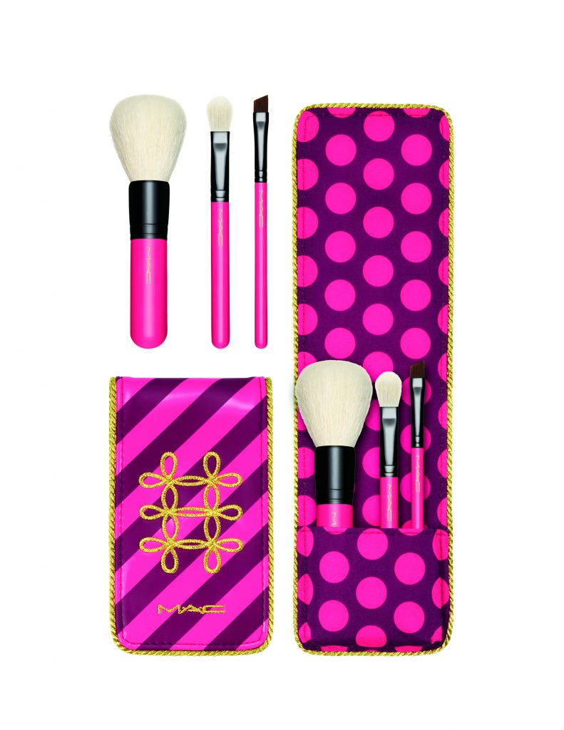 MAC Nutcracker Suite Mini Essentials Brush Kit