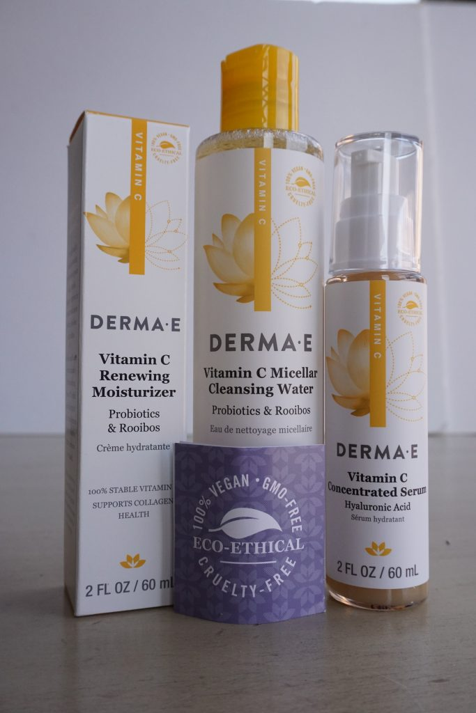 Product Review Dermae Vitamin C Skincare Collection